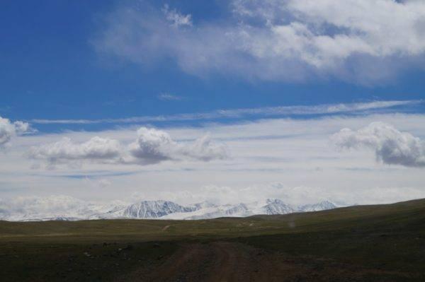 Где то в Монголии