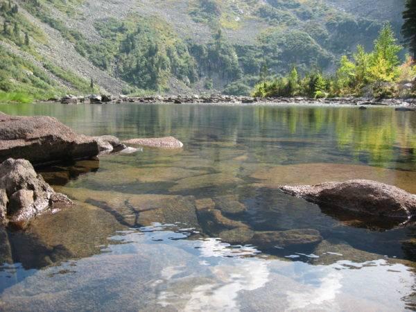 Телецкое озеро 6 день