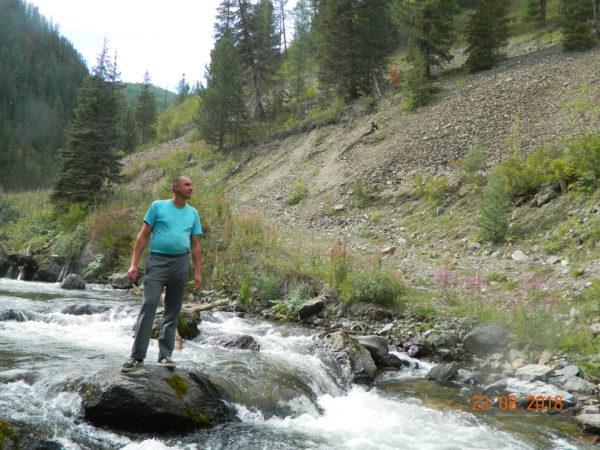 Чистейшие горные реки