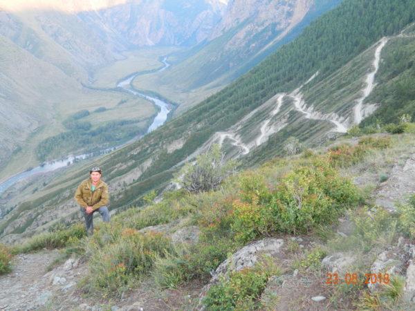 Красота перевала Кату-Ярык