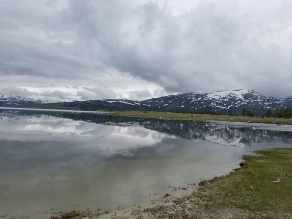 Озеро Харр-Нуур
