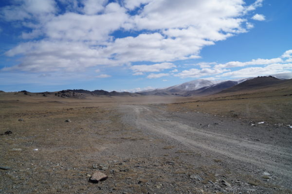 Планета Монголия