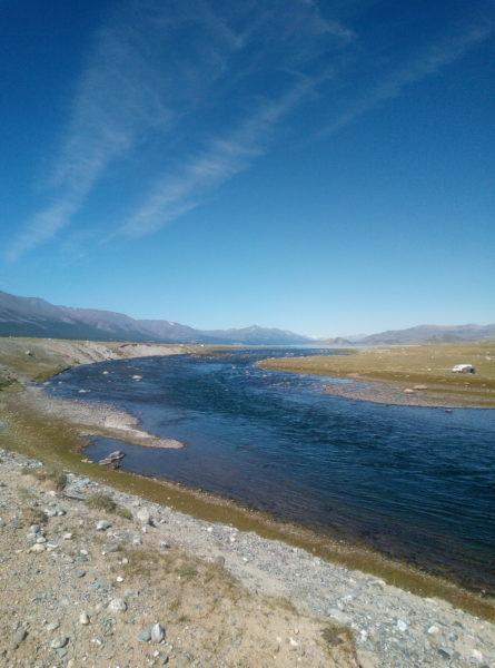Протока Сыргаль