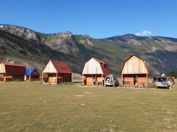 Алтайские турбазы